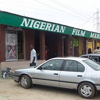 The Nigerian Film Village in Surulere