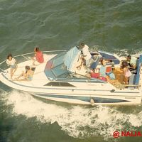 The boat from Tade Ogidan's Hostages.