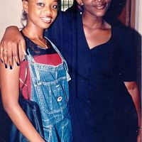 Genevieve Nnaji and another actress (name unknown to me)