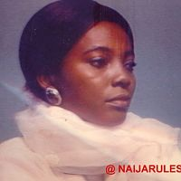 Another well known yoruba and English theatre actress.