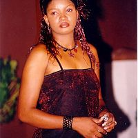 Omotola Jalade Ekeinde in My One and Only Love