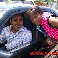 Ramsey Nouah and Uche Ama-Abriel.