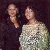 Stella Damasus and Angelica