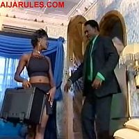 MERCY JOHNSON and CLEM OHAMEZE in,THE MAID