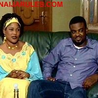BISI IBIDAPO OBE and KUNLE AFOLAYAN in 'OYINADE'.