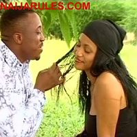 Bollywood in nollywood.UCHE NDIGWE and MARY OKOLO in a bollywoodlike song sequence in a flick of which name i can't remember.