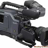 A very popular camcorder amongst nollywood DOPs.