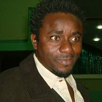 Emeka Ike @ the nollywood awards 2006 in uk