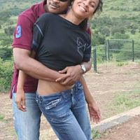 Fred Amata and Ibinabo Fiberesima