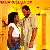 "FOLUKE DARAMOLA and RAMSEY NOUAH in ""HEART & SOUL""."