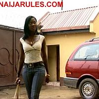 "MERCY JOHNSON in homvie,""EMOTIONAL BLUNDER""."