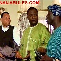 ELESHO,YINKA QUADRI,and the late ALARAN in OYINADE.