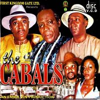 VCD sleeve of the Cabal