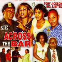 VCD Sleeve of Across The Bar