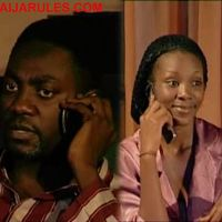 """YEMI BLAQ and GENEVIEVE NNAJI in the hit movie,""""LETTERS TO A STRANGER"""""""