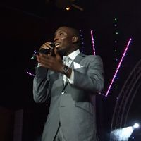 Idols West Africa winner Maiden Edition, Timi Dakolo performing at Amaa Awards 2008