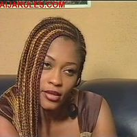 "The stunning YMG newcomer actress in the flick,""ERE MI DA OLUWA""."
