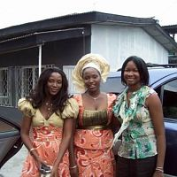 Pictures of Genevieve Taken from facebook