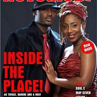 Tuface and Dakore Egbuson on the cover.