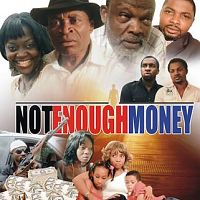 promo poster of not enough money!