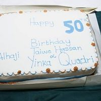 Ogogo and Yinka Quadry @ 50