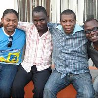 Otunba Khamileon, Moviewizard, Chico Ejiro, Crazy T