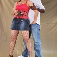 Lilian Bach and Yemi Blaq in Eletan