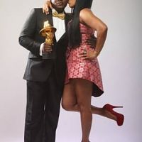 Rita Dominic and ElDee hosts the 2011 Headies Awards