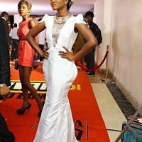 Eva Alordiah at the 2011 Headies Hip Hop World Awards