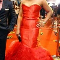 Rita Dominic - Host of 2011 Headies Hip Hop World Awards