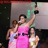 Rita Dominic - Best Actress Winner AMAA 2012